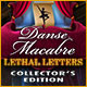 Danse Macabre: Lethal Letters Collector's Edition Game