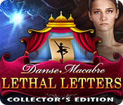 Danse Macabre: Lethal Letters Collector's Edition Game Featured Image