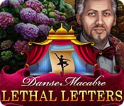 Danse Macabre: Lethal Letters Game Featured Image