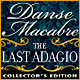 Danse Macabre: The Last Adagio Collector's Edition Game