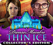 Danse Macabre: Thin Ice Collector's Edition Game Featured Image