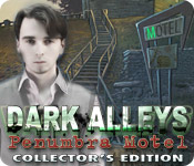 Dark Alleys: Penumbra Motel Collector`s Edition for Mac Game