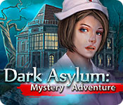 Dark Asylum: Mystery Adventure Game Featured Image