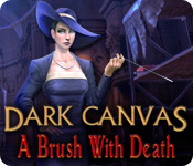 Dark Canvas: A Brush With Death Game Featured Image