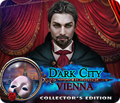 Dark City: Vienna Collector's Edition for Mac Game