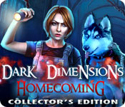Dark Dimensions: Homecoming Collector's Edition for Mac Game