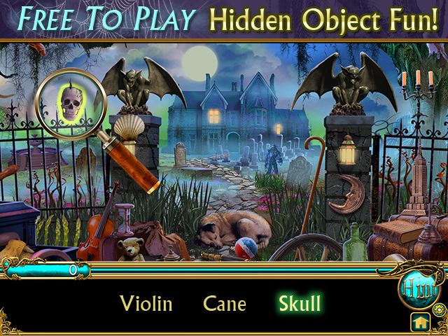 Buy dark manor a hidden object mystery game download at for Big fish games free download full version
