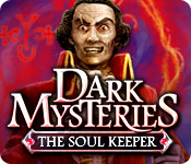Dark Mysteries: The Soul Keeper Game Featured Image