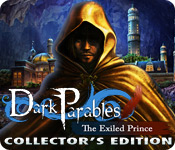 Dark Parables: The Exiled Prince Collector's Edition Game Featured Image