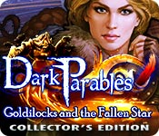 Dark Parables: Goldilocks and the Fallen Star Collector's Edition Game Featured Image