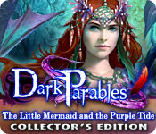 Dark Parables: The Little Mermaid and the Purple Tide Collector's Edition Game Featured Image