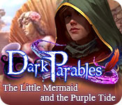 Dark Parables: The Little Mermaid and the Purple Tide Game Featured Image