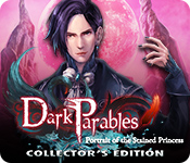 Buy PC games online, download : Dark Parables: Portrait of the Stained Princess Collector's Edition