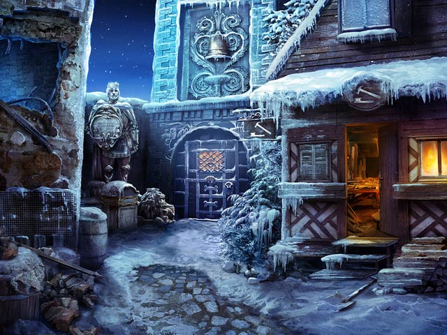 Dark Parables: Rise of the Snow Queen - The legendary Snow Queen has risen!