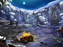 in-game screenshot : Dark Parables: Rise of the Snow Queen (pc) - The legendary Snow Queen has risen!