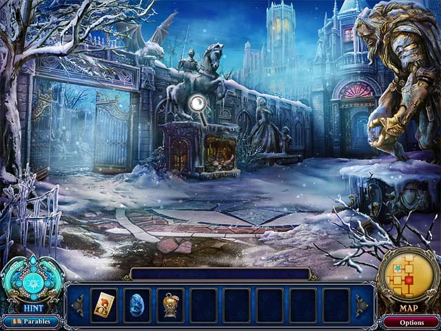 Gra Dark Parables: Rise of the Snow Queen Collector's Edition Gra Bezpłatne
