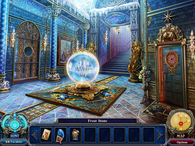 Bezpłatne pobieranie Dark Parables: Rise of the Snow Queen Collector's Edition