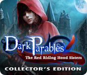 Dark Parables: The Red Riding Hood Sisters Collector's Edition Game Featured Image
