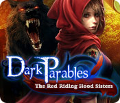 Dark Parables: The Red Riding Hood Sisters Game Featured Image