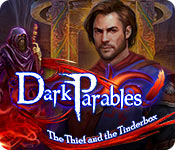 Dark Parables: The Thief and the Tinderbox Game Featured Image