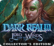 Dark Realm: Lord of the Winds Collector's Edition for Mac Game