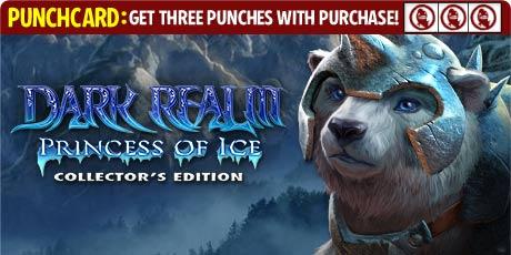 Dark Princess Game Dark Realm Princess of Ice