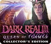 Dark Realm: Queen of Flames Collector's Edition for Mac Game