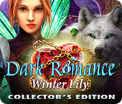 Buy PC games online, download : Dark Romance: Winter Lily Collector's Edition