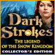 New computer game Dark Strokes: The Legend of Snow Kingdom Collector's Edition