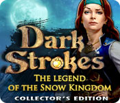 Dark Strokes: The Legend of the Snow Kingdom Collector's Edition for Mac Game