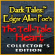 New computer game Dark Tales: Edgar Allan Poe's The Tell-Tale Heart Collector's Edition
