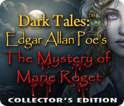 Dark Tales: Edgar Allan Poe's The Mystery of Marie Roget Collector's Edition Game Featured Image