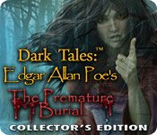 Dark Tales: Edgar Allan Poe's The Premature Burial Collector's Edition for Mac Game