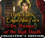 Dark Tales: Edgar Allan Poe's The Masque of the Red Death Collector's Edition - Featured Game
