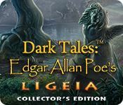 Dark Tales: Edgar Allan Poe's Ligeia Collector's Edition for Mac Game