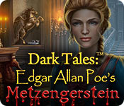 Dark Tales: Edgar Allan Poe's Metzengerstein for Mac Game