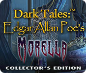Dark Tales: Edgar Allan Poe's Morella Collector's Edition for Mac Game