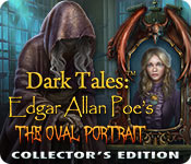 Dark Tales: Edgar Allan Poe's The Oval Portrait Collector's Edition for Mac Game