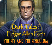 Buy PC games online, download : Dark Tales: Edgar Allan Poe's The Pit and the Pendulum