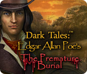 Dark Tales: Edgar Allan Poe's The Premature Burial for Mac Game