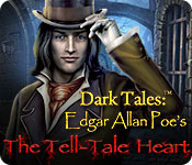 Dark Tales: Edgar Allan Poe's The Tell-Tale Heart Game Featured Image