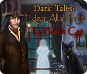 Dark Tales: Edgar Allan Poe's The Black Cat Game Featured Image
