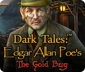 Dark Tales: Edgar Allan Poe's The Gold Bug for Mac Game