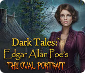 Dark Tales: Edgar Allan Poe's The Oval Portrait for Mac Game