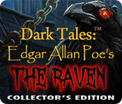 Dark Tales: Edgar Allan Poe's The Raven Collector's Edition Game Featured Image