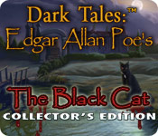 Dark Tales: Edgar Allan Poe's The Black Cat Collector's Edition for Mac Game