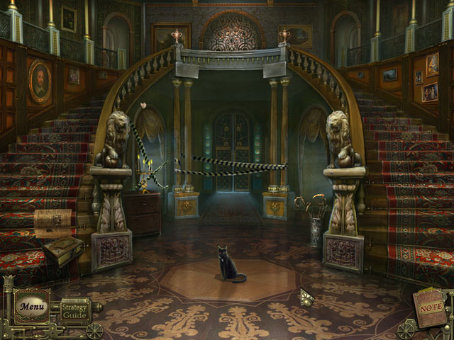 Bezpłatne pobieranie Dark Tales: Edgar Allan Poe's The Black Cat Collector's Edition
