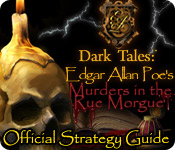Download Dark Tales: Edgar Allan Poe's Murders in the Rue Morgue Strategy Guide