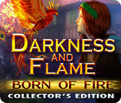 Darkness and Flame: Born of Fire Collector's Edition for Mac Game
