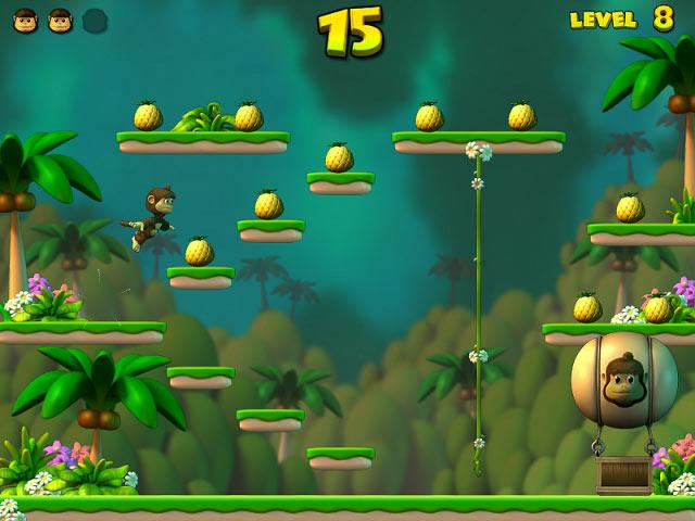Darwin the Monkey Screenshots
